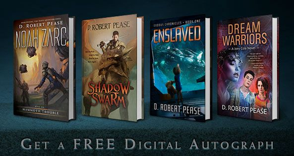 Get a Free Digital Autograph from Authorgraph.com